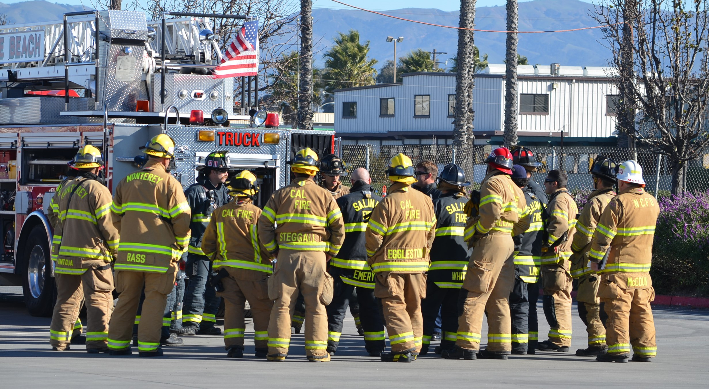 Monterey County Fire Training Officers Association