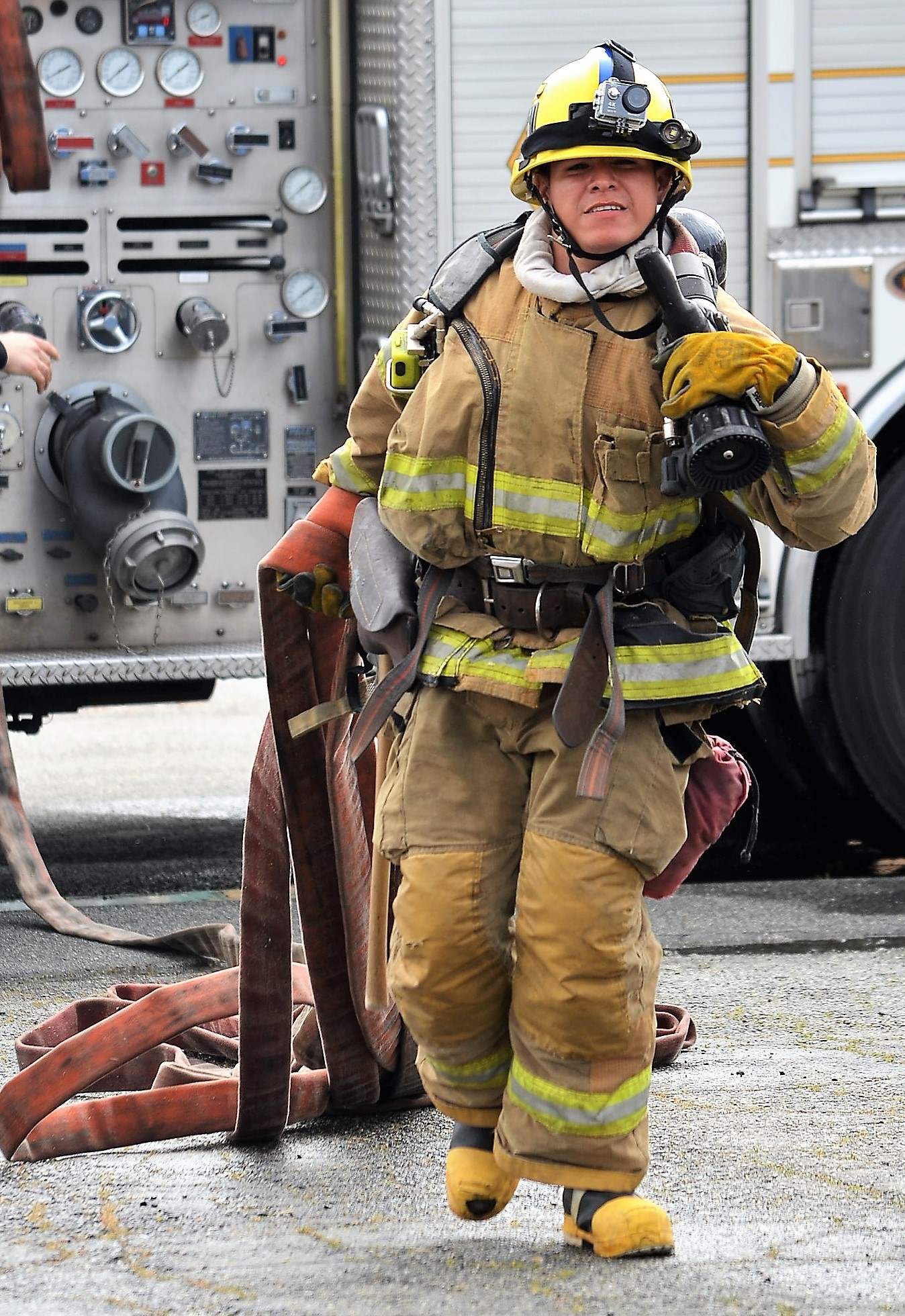 Monterey County Fire Training Officers Association 187 Links