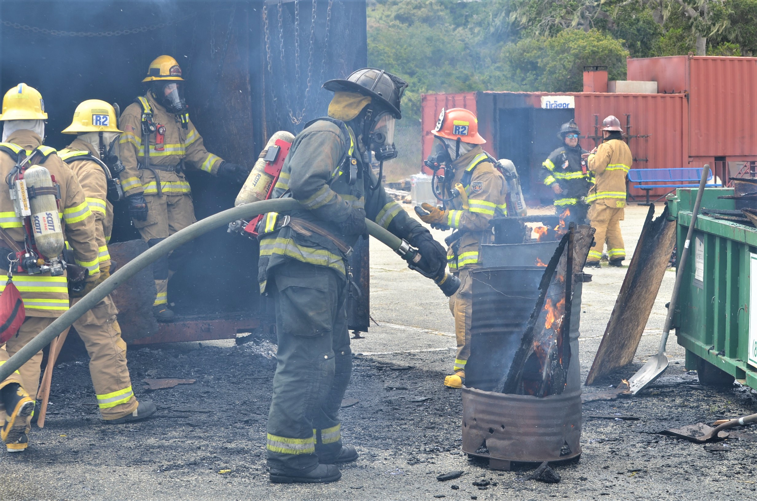 Monterey County Fire Training Officers Association » Basic